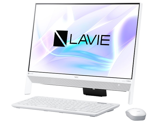 LAVIE Desk All-in-one DA350/KAW PC-DA350KAW
